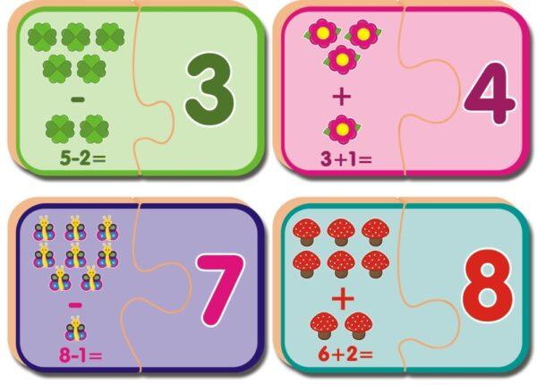 Descobrindo a Matemática - Interior | NIG Brinquedos