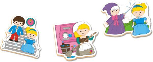 QC Progressivo Cinderela - Interior | NIG Brinquedos