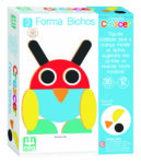 Forma Bichos | Caixa - Nig Brinquedos
