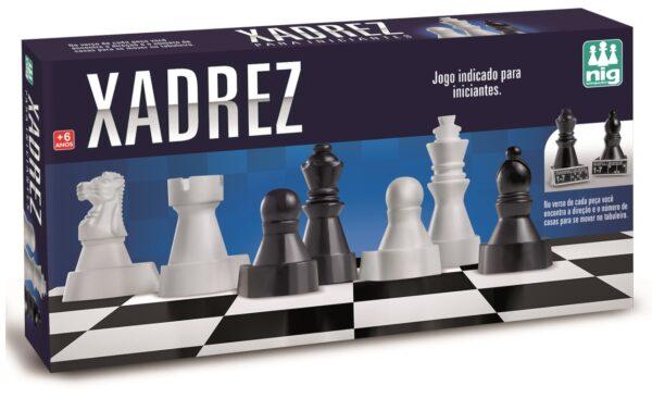 XADREZ CAIXA | NIG BRINQUEDOS