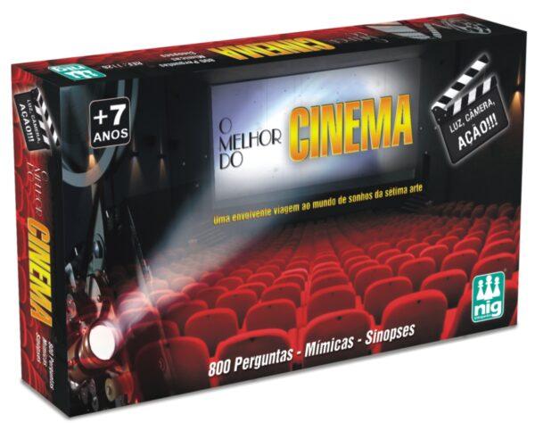 O MELHOR DO CINEMA - CAIXA| NIG BRINQUEDOS