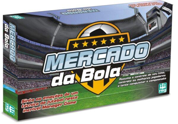 MERCADO DA BOLA - CAIXA | NIG BRINQUEDOS