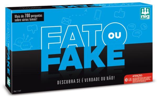 FATO OU FAKE? CAIXA | NIG BRINQUEDOS