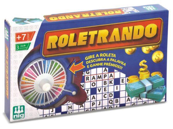 ROLETRANDO CAIXA | NIG BRINQUEDOS