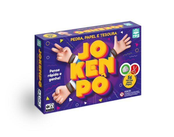 Jokenpô - NIG Brinquedos