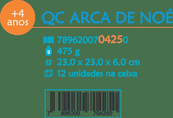 QC ARCA DE NOÉ - DESCRIÇÃO