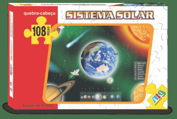 Sistema Solar - NIG Brinquedos