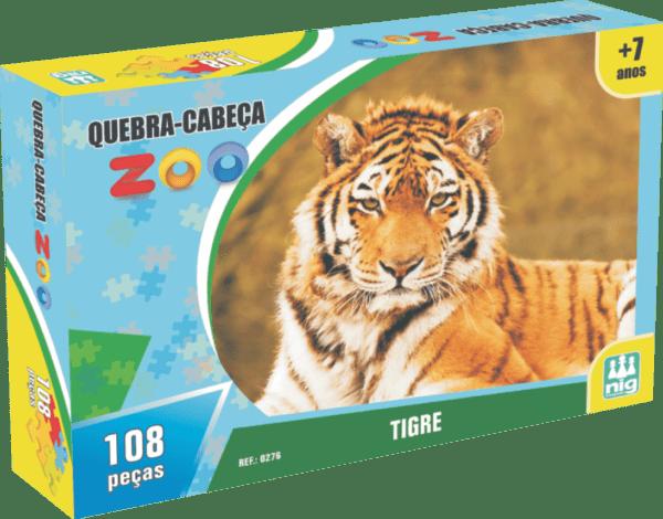 Zoo Tigre | Nig Brinquedos