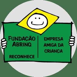 Fundação Abrinq - Empresa Amiga da Criança