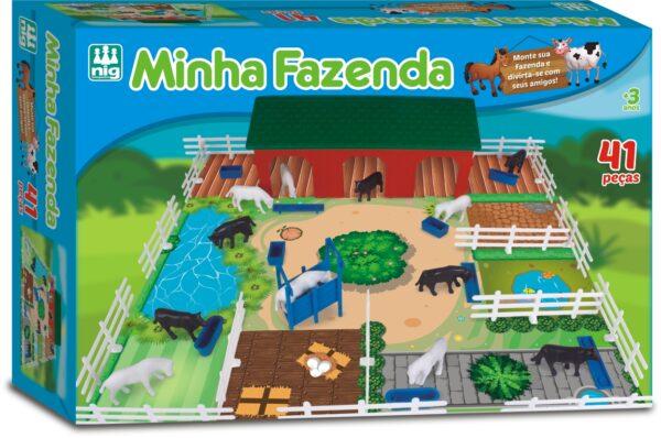 MINHA FAZENDA - CAIXA | NIG BRINQUEDOS