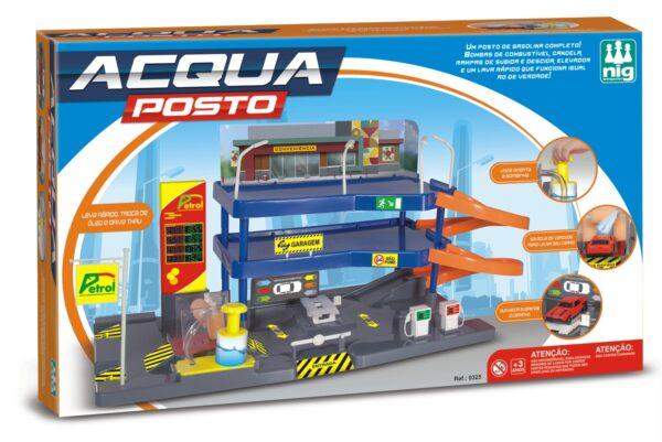 ACQUA POSTO - CAIXA | NIG BRINQUEDOS