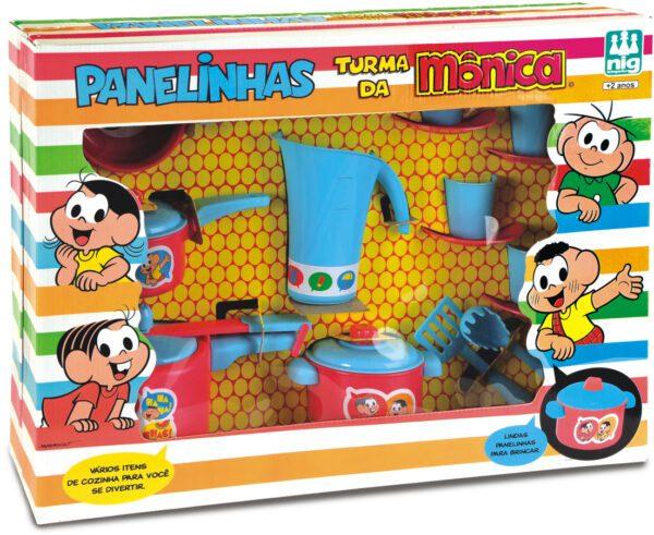 PANELINHAS - CAIXA | NIG BRINQUEDOS