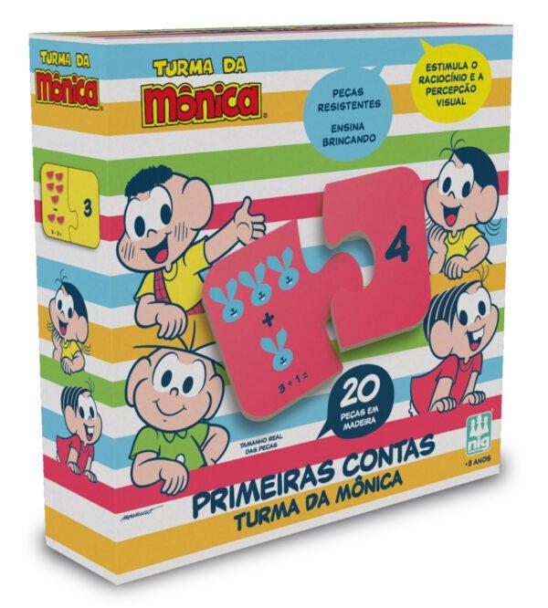 PRIMEIRAS CONTAS - CAIXA | NIG BRINQUEDOS