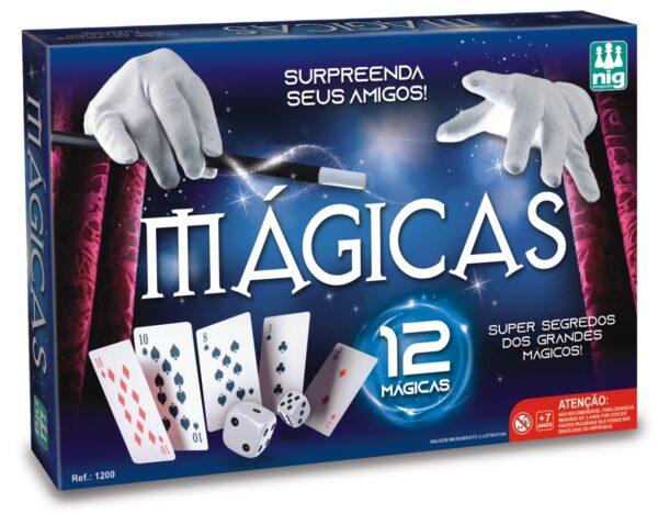 MÁGICAS - CAIXA | NIG BRINQUEDOS