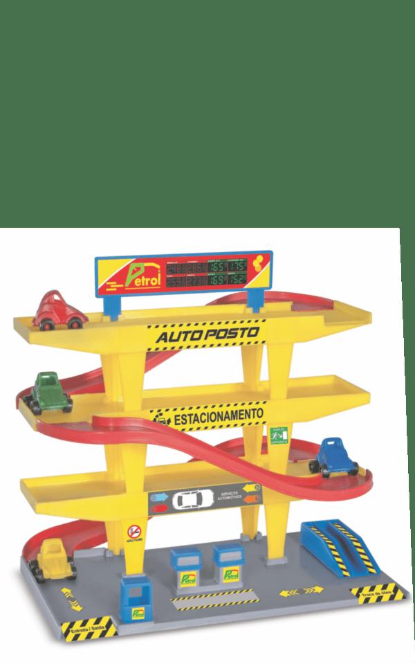 Auto Posto - NIG Brinquedos