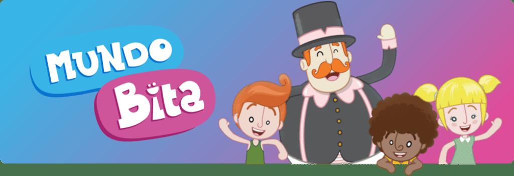 Mundo Bita Banner - NIG Brinquedos