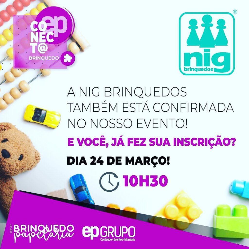 EP CONECTA BRINQUEDO - NIG BRINQUEDOS